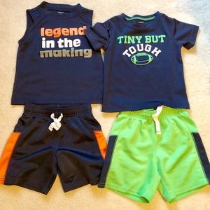 Size 24 Month Carter's Outfits
